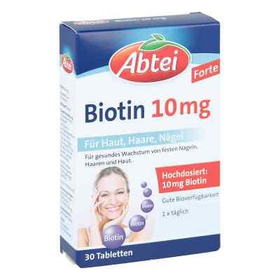 Abtei Biotin 10 mg Tabletten  bei Apotheke.de bestellen