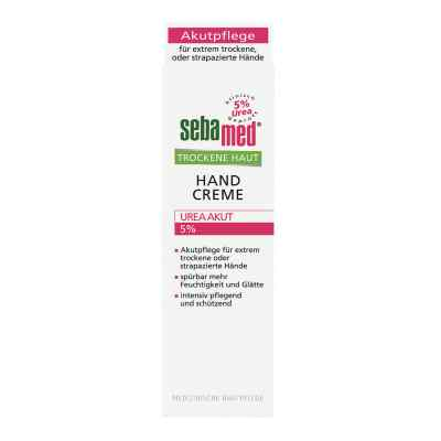 Sebamed Trockene Haut 5% Urea akut Handcreme