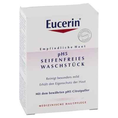 Eucerin pH5 Seifenfreies Waschstück  bei Apotheke.de bestellen