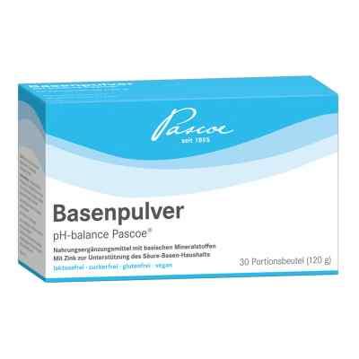 Basenpulver pH balance Pascoe  bei Apotheke.de bestellen