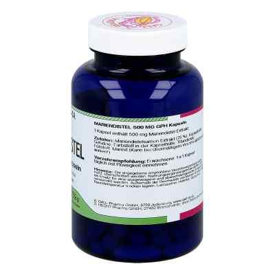 Mariendistel 500 mg Gph Kapseln  bei Apotheke.de bestellen