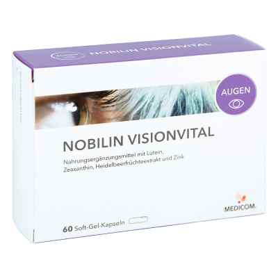 Nobilin Visionvital Kapseln  bei Apotheke.de bestellen