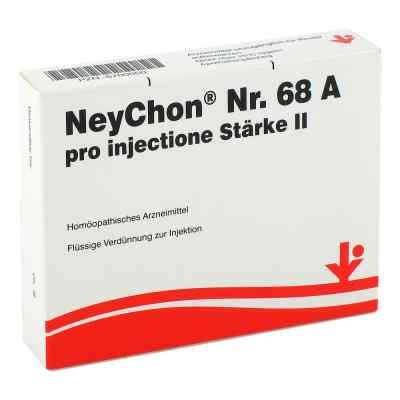 Neychon Nummer 6 8 A pro inject. Stärke Ii Ampullen  bei Apotheke.de bestellen