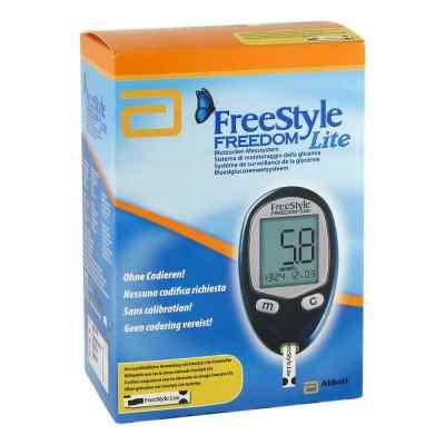 Freestyle Freedom Lite Set mmol/l ohne Codieren  bei Apotheke.de bestellen