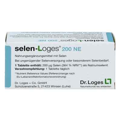 Selen Loges 200 Ne Tabletten  bei Apotheke.de bestellen