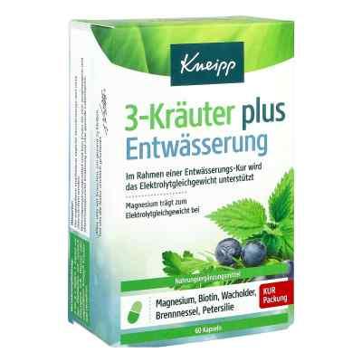 Kneipp 3-kräuter Entwässerung Kapseln  bei Apotheke.de bestellen