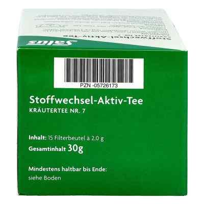 Stoffwechsel Aktiv Tee Kräutertee Nummer 7 bio Salus  bei Apotheke.de bestellen