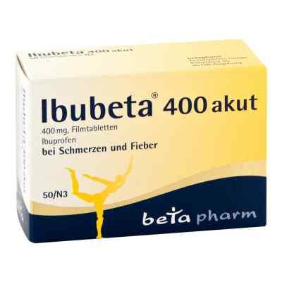 Ibubeta 400 akut  bei Apotheke.de bestellen
