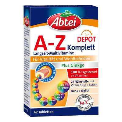 Abtei A-z Complete Tabletten  bei Apotheke.de bestellen