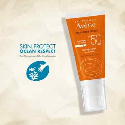 Avene Sunsitive Sonnencreme Spf 50+ ohne Duftst.  bei Apotheke.de bestellen