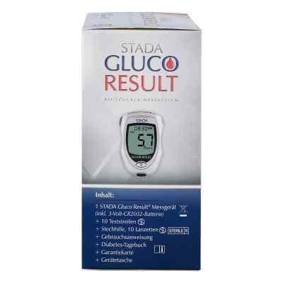 Stada Gluco Result Blutzuckermessgerät mmol/l  bei Apotheke.de bestellen