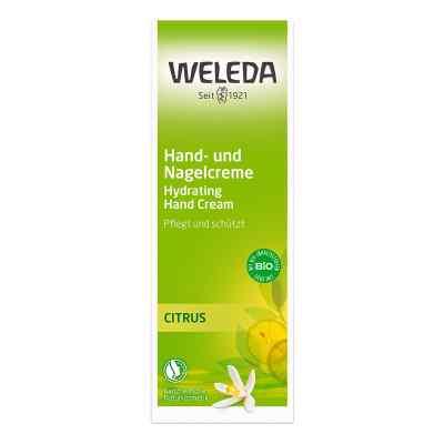 Weleda Citrus Hand- und Nagelcreme  bei Apotheke.de bestellen