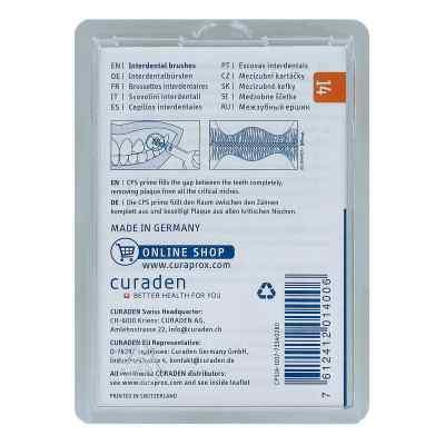 Curaprox Cps 14 Interdental 1,5-5mm Durchmesser  bei Apotheke.de bestellen
