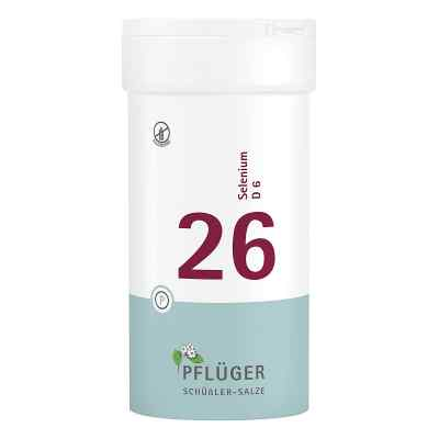 Biochemie Pflüger 26 Selenium D6 Tabletten  bei Apotheke.de bestellen