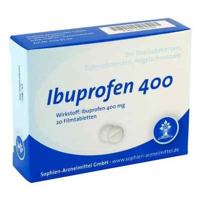 Ibuprofen 400 Sophien  bei Apotheke.de bestellen