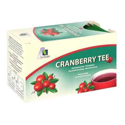 Cranberry Tee Filterbeutel  bei Apotheke.de bestellen