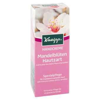 Kneipp Handcreme Mandelblüten Hautzart schütz.