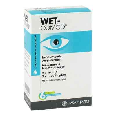 Wet Comod Augentropfen  bei Apotheke.de bestellen