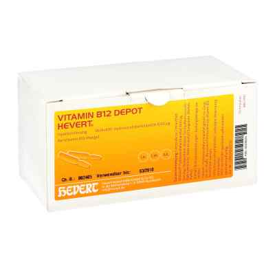 Vitamin B12 Depot Hevert Ampullen  bei Apotheke.de bestellen
