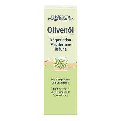 Olivenöl Körperlotion Mediterrane Bräune  bei Apotheke.de bestellen