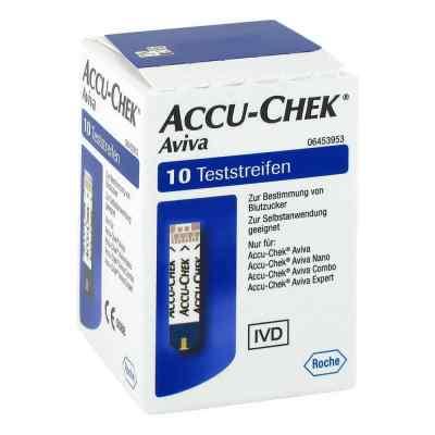 Accu Chek Aviva Teststreifen Plasma Ii  bei Apotheke.de bestellen