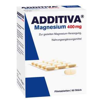 Additiva Magnesium 400 mg Filmtabletten  bei Apotheke.de bestellen