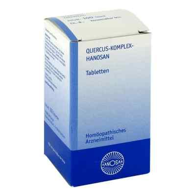 Quercus Komplex Hanosan Tabletten  bei Apotheke.de bestellen