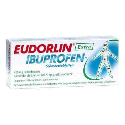 EUDORLIN Extra Ibuprofen-Schmerztabletten  bei Apotheke.de bestellen