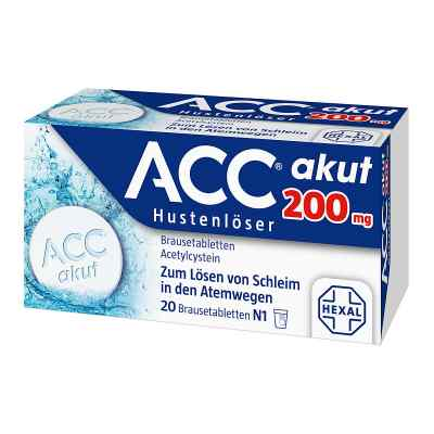 ACC akut 200mg Hustenlöser  bei Apotheke.de bestellen