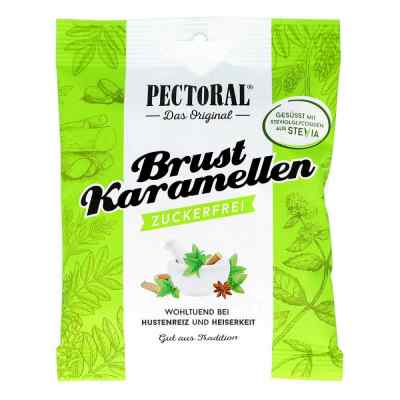 Pectoral Brustkaramellen zuckerfrei Beutel  bei Apotheke.de bestellen