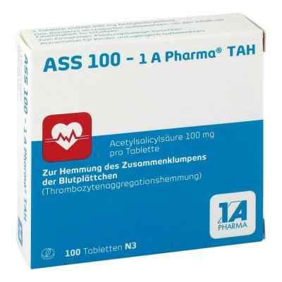 ASS 100-1A Pharma TAH