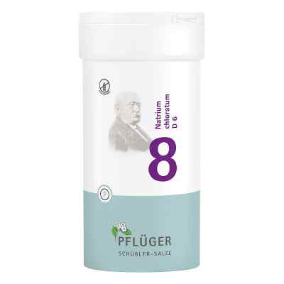 Biochemie Pflüger 8 Natrium chloratum D  6 Tabletten