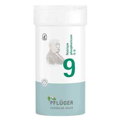 Biochemie Pflüger 9 Natrium phosphoricum D6 Tabletten  bei Apotheke.de bestellen