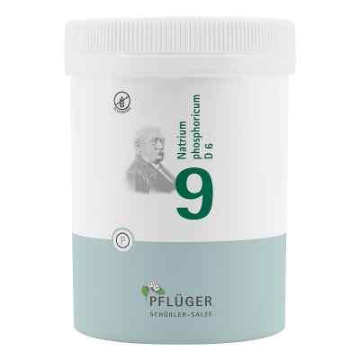 Biochemie Pflüger 9 Natrium phosphoricum D  6 Tabletten  bei Apotheke.de bestellen