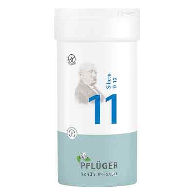 Biochemie Pflüger 11 Silicea D12 Tabletten  bei Apotheke.de bestellen