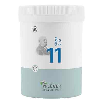 Biochemie Pflüger 11 Silicea D 12 Tabletten  bei Apotheke.de bestellen
