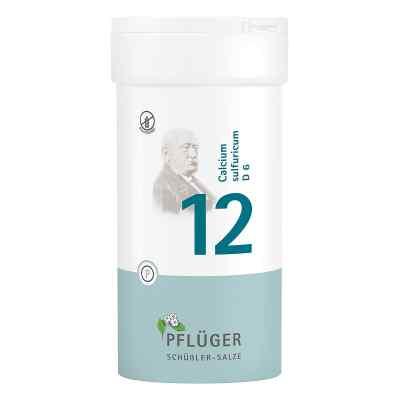 Biochemie Pflüger 12 Calcium Sulfur D6 Tabletten  bei Apotheke.de bestellen