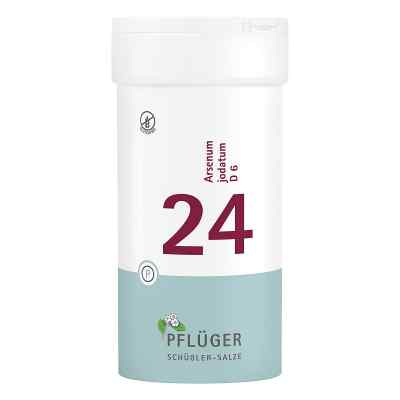 Biochemie Pflüger 24 Arsenum jodatum D6 Tabletten  bei Apotheke.de bestellen