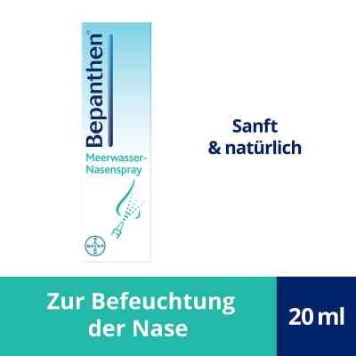 Bepanthen Meerwasser Nasenspray  bei Apotheke.de bestellen