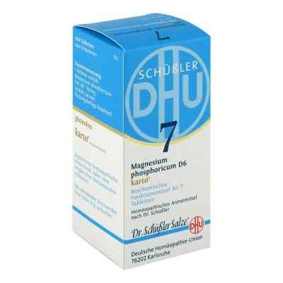 Biochemie Dhu 7 Magnesium phosphoricum D  6 Karto Tabletten