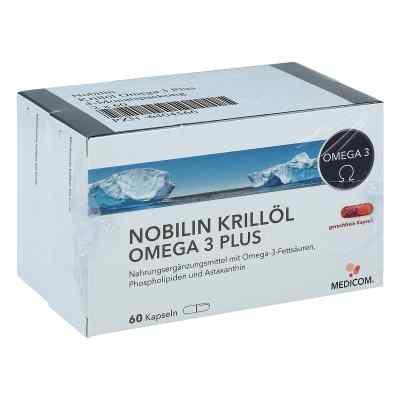 Nobilin Krillöl Omega 3 Plus Kapseln  bei Apotheke.de bestellen