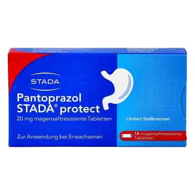 Pantoprazol STADA protect 20mg  bei Apotheke.de bestellen