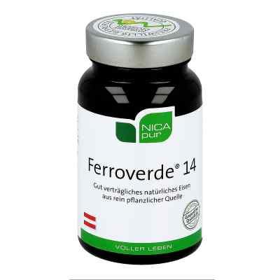 Ferroverde 14-60 Kapseln  bei Apotheke.de bestellen