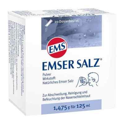 Emser Salz im Beutel 1,475g  bei Apotheke.de bestellen