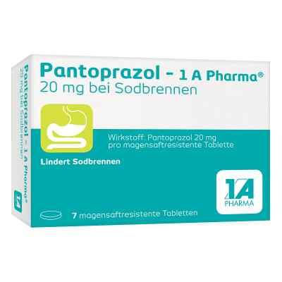 Pantoprazol-1A Pharma 20mg bei Sodbrennen