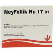 Neyfollik Nummer 1 7 D7 Ampullen  bei Apotheke.de bestellen