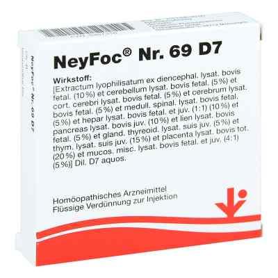 Neyfoc Nummer 6 9 D7 Ampullen  bei Apotheke.de bestellen