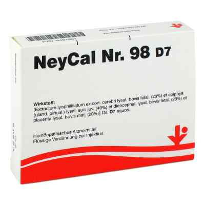 Neycal Nummer 9 8 D7 Ampullen  bei Apotheke.de bestellen