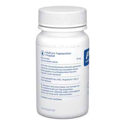 Pure Encapsulations Beta Carotin Kapseln  bei Apotheke.de bestellen