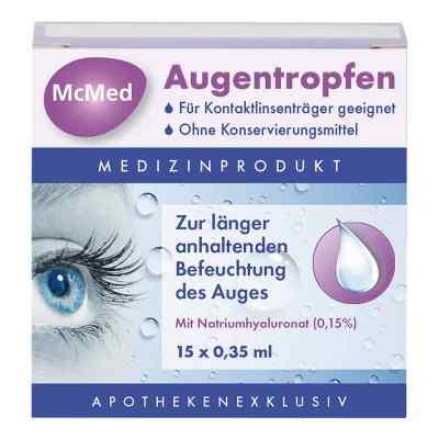 Mcmed Augentropfen Einzeldosispipetten  bei Apotheke.de bestellen